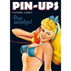 Jeu de cartes - Pin Ups un jeu Piatnik
