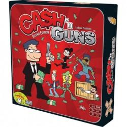Cash'n guns - Seconde édition un jeu Repos Prod