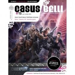 Casus Belli n∞15 un jeu Black Book