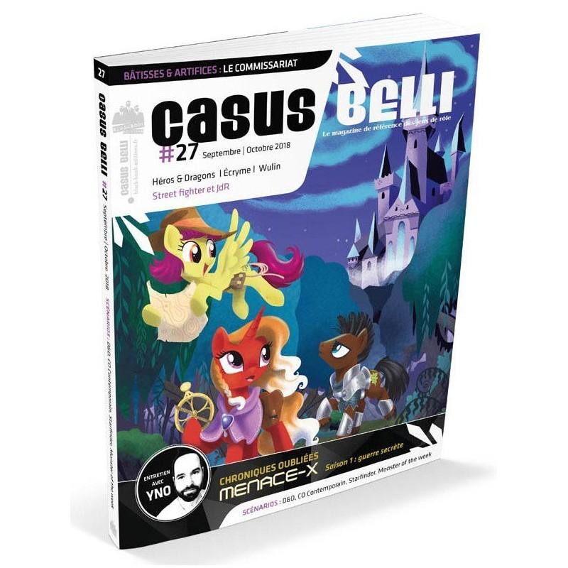 Casus Belli n∞27 un jeu Casus Belli