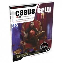 Casus Belli N∞28 un jeu Casus Belli