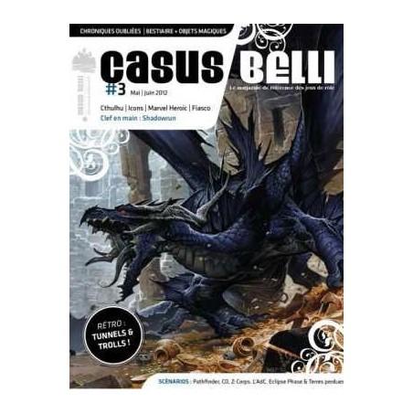 Casus Belli n∞3 un jeu Black Book