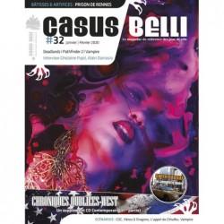 Casus Belli 32 un jeu Black Book