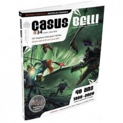 Casus Belli n∞34 un jeu Black Book