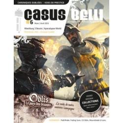 Casus Belli 6 un jeu Black Book