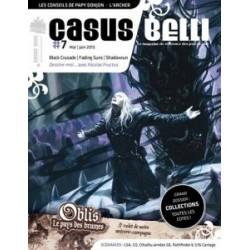 Casus Belli n∞7 un jeu Black Book