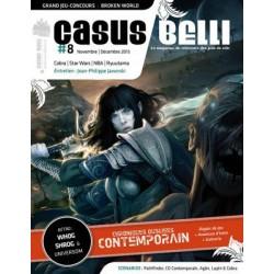 Casus Belli n∞8 un jeu Black Book