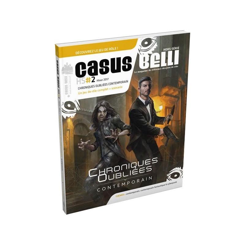 Casus Belli Hors Serie n∞3 - Chroniques Oubliées Contemporain un jeu Casus Belli