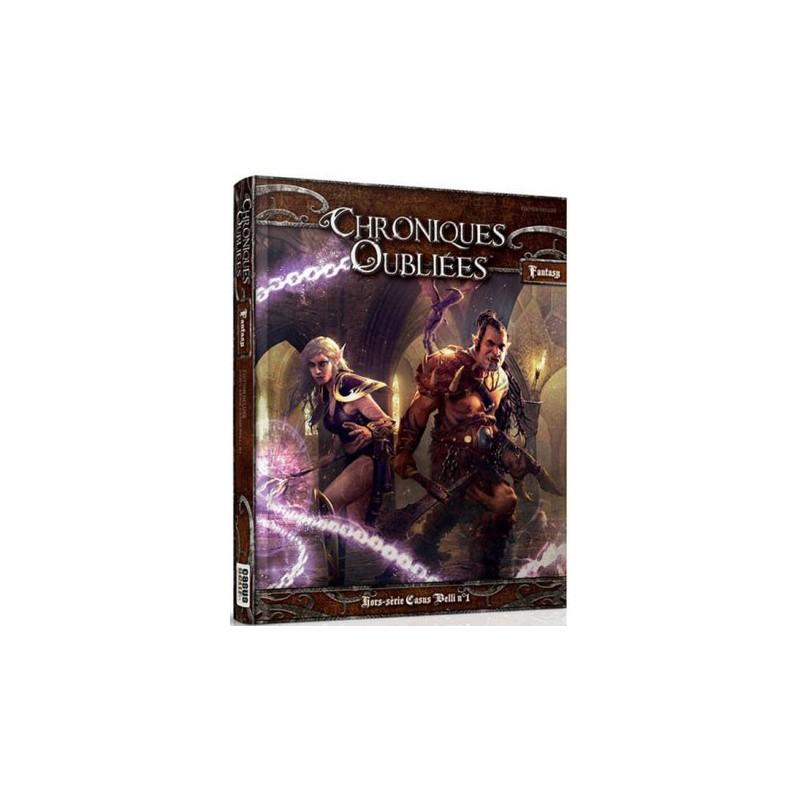 Chroniques Oubliées - Livre de base un jeu Casus Belli