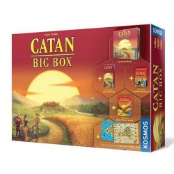 Catan La big box un jeu Kosmos