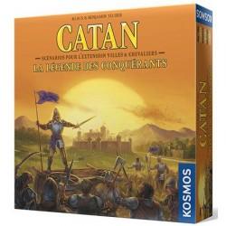 Catan - La légende des conquérants un jeu Kosmos