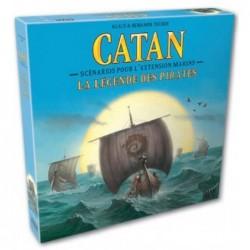 Catan - La légende des pirates un jeu Z-Man Games
