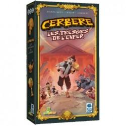 Cerbère - Les trésors de l'enfer un jeu Origames