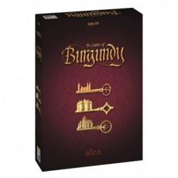 Les châteaux de Bourgogne - Deluxe un jeu Alea