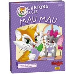 Chatons & Cie - Mau Mau un jeu Haba