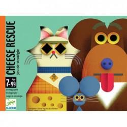 Cheese Rescue un jeu Djeco