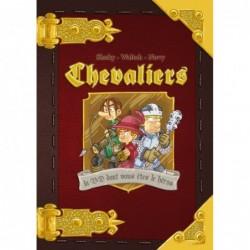 Chevaliers - La BD dont vous êtes le héros un jeu Makaka Editions
