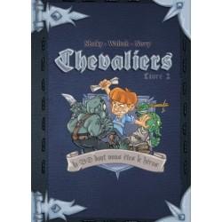 Chevaliers - La BD dont vous êtes le héros - Tome 2 un jeu Makaka Editions