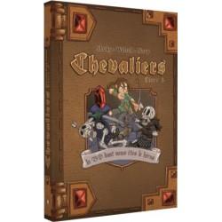 Chevaliers - La BD dont vous êtes le héros - Tome 3 un jeu Makaka Editions