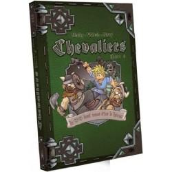 Chevaliers - La BD dont on est le héros -Tome 4 un jeu Makaka Editions