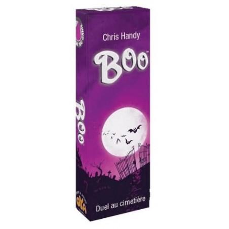 Chewing Game - Boo un jeu Oya
