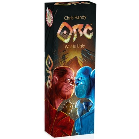 Chewing game - Orc un jeu Oya