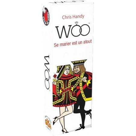 Chewing game - Woo un jeu Oya