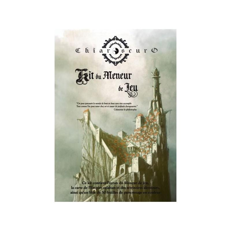 Chiaroscuro - Kit du meneur un jeu Les vagabonds du rêve