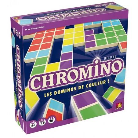 Chromino Deluxe un jeu Asmodee