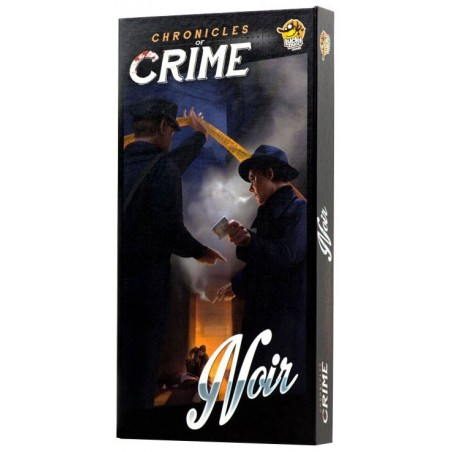Chronicles of Crime - Noir un jeu Lucky Duck Games
