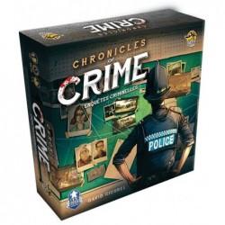 Chronicles of Crime un jeu Lucky Duck Games