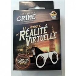 Chronicles of Crime - Module de réalité Virtuelle un jeu Lucky Duck Games