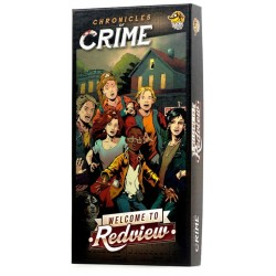 Chronicles of Crime - Welcome to Redview un jeu Lucky Duck Games