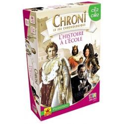 Chroni - L'histoire à l'école un jeu On the Go