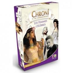 Chroni - Femmes célèbres un jeu On the Go