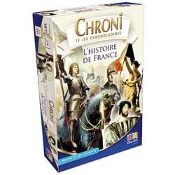 Chroni - L'histoire de France un jeu On the Go