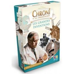 Chroni - Grandes Inventions un jeu On the Go