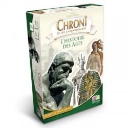 Chroni - L'histoire des arts un jeu On the Go