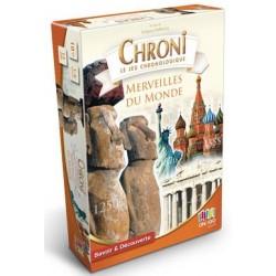 Chroni - Merveilles du monde un jeu On the Go