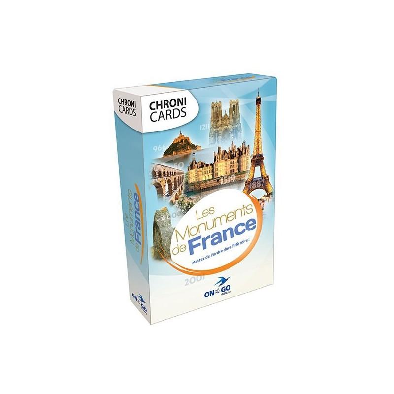 Chroni Monuments de France un jeu On the Go