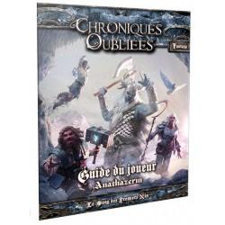 Chroniques oubliées - Guide du joueur Anathazerïn un jeu Black Book
