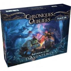 Chroniques oubliées - Initiation au jeu d'aventures un jeu Black Book