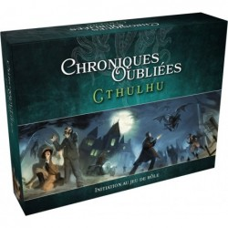 Chroniques oubliées - Cthulhu un jeu Black Book