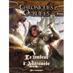 Le tombeau d'Andromède un jeu Black Book