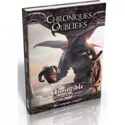 Invincible - Chroniques Oubliées un jeu Black Book