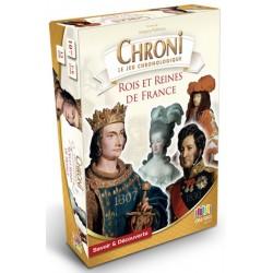 Chroni - Rois et Reines de France un jeu On the Go
