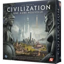 Sid Meier's Civilization : Une Aube Nouvelle un jeu FFG France / Edge