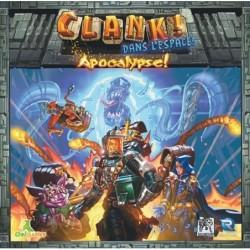 Clank ! Dans l'espace ! Apocalypse un jeu Renegade Game Studio