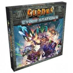 Clank dans l'espace - Cyber Station un jeu Renegade Game Studio