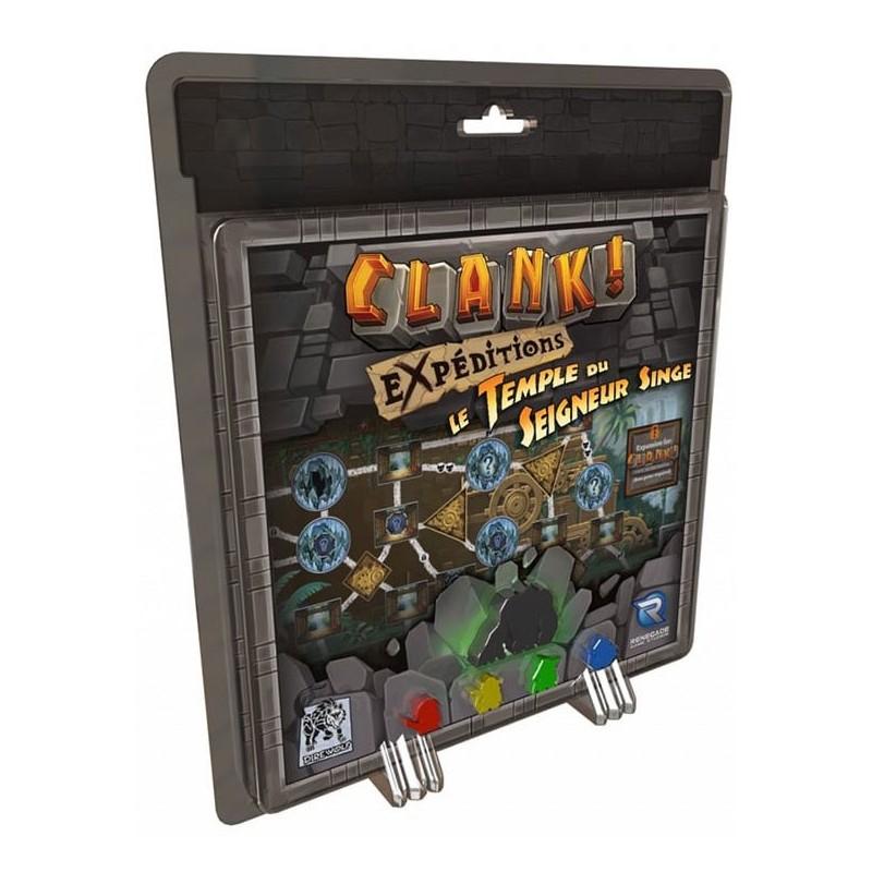 Clank - Le temple du seigneur singe un jeu Renegade Game Studio
